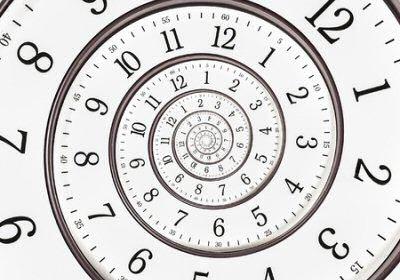 guestion du temps