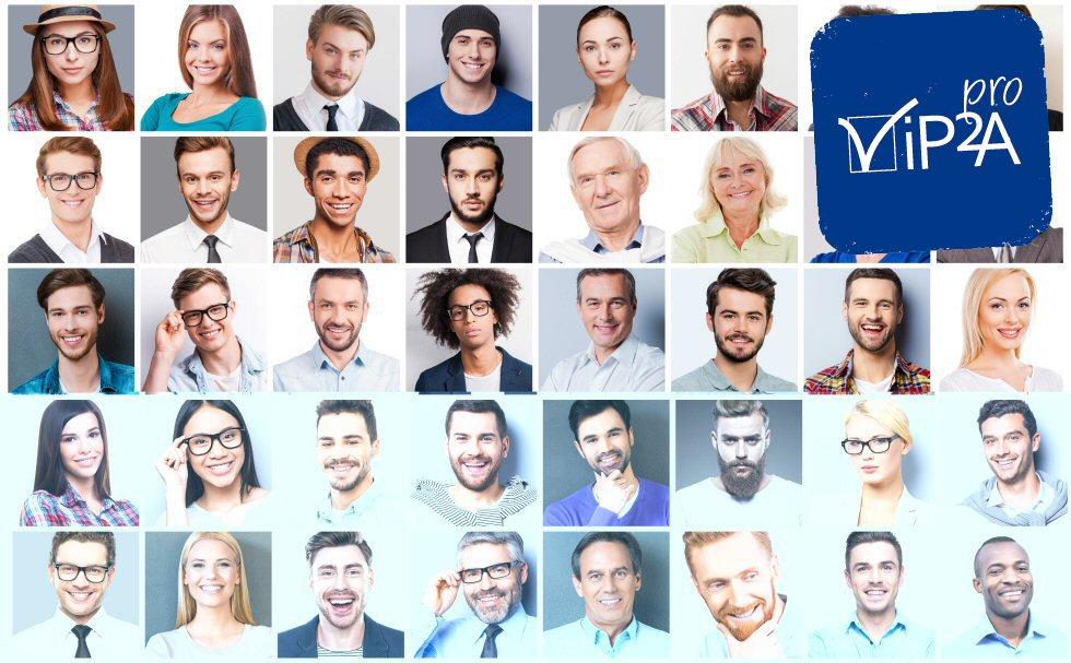 VIP2A pro - inventaire de personnalité - test en ligne