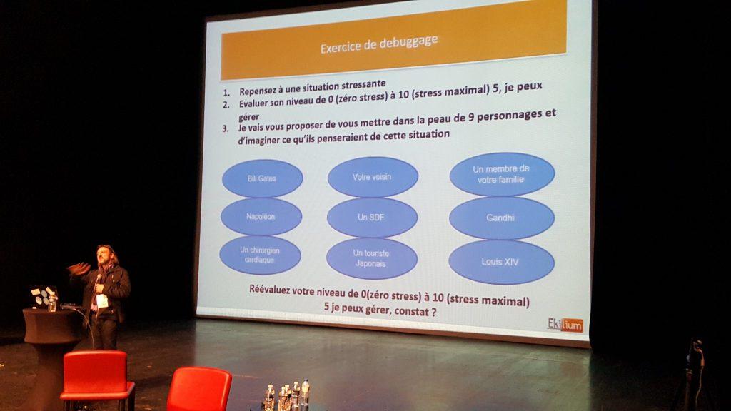 Agile tour Toulouse - changement et cerveau