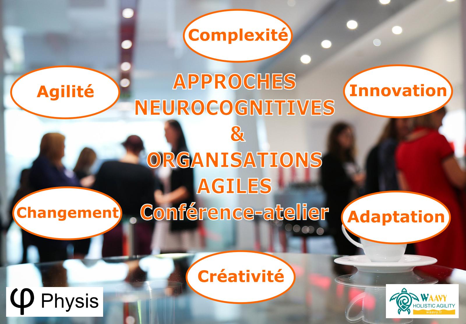 Conférence atelier : Vivre la complexité et le changement dans les organisations, un défi dont le cerveau a le secret!